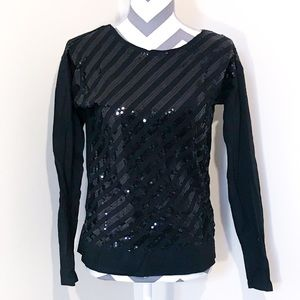 The Limited Sequin Top